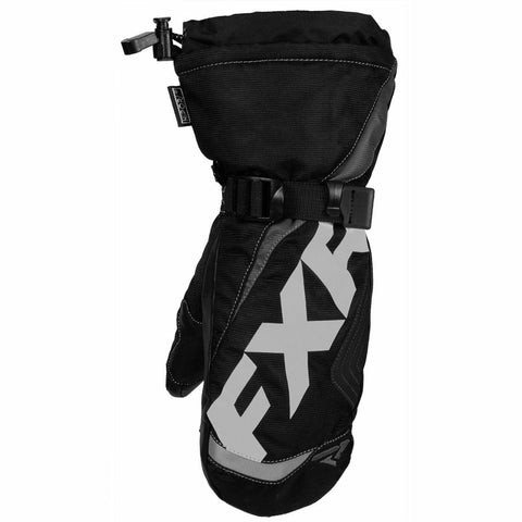 FXR Helix Race Child Mitt 2020 Gloves FXR Black S