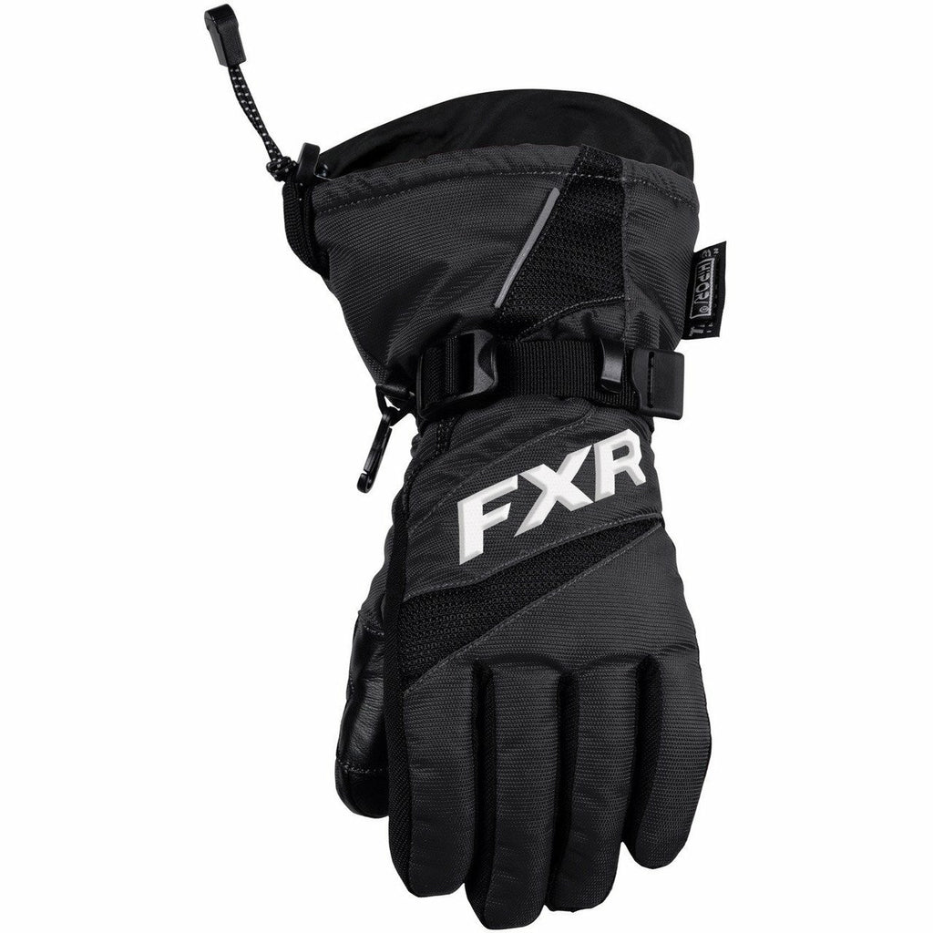 FXR Helix Race Youth Glove 2020 Gloves FXR Black S