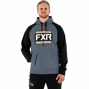 FXR M Tournament Pullover Hoodie 20 Casual FXR OFFROAD Steel/Black 2XL
