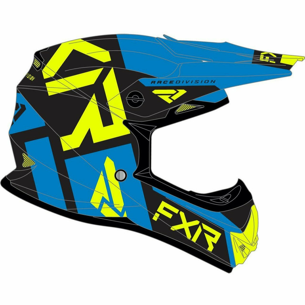 FXR Legion Youth Helmet 21 FXR 2021