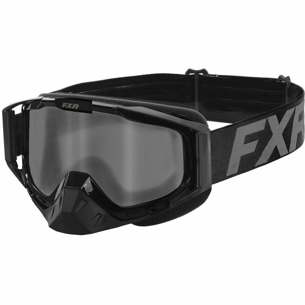 FXR Core Polarized Goggle 20 Goggles FXR OFFROAD Black Ops OS