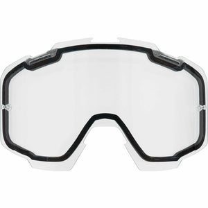 FXR Maverick Dual Lens 2020 Accessories FXR 2020 Clear w/ Post OS