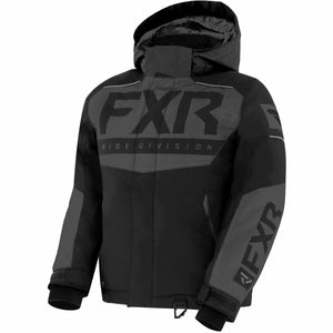 FXR Helium Youth Jacket 21 Jacket FXR Black Ops 10