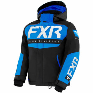 FXR Helium Youth Jacket 21 Jacket FXR Black/Blue/White 10
