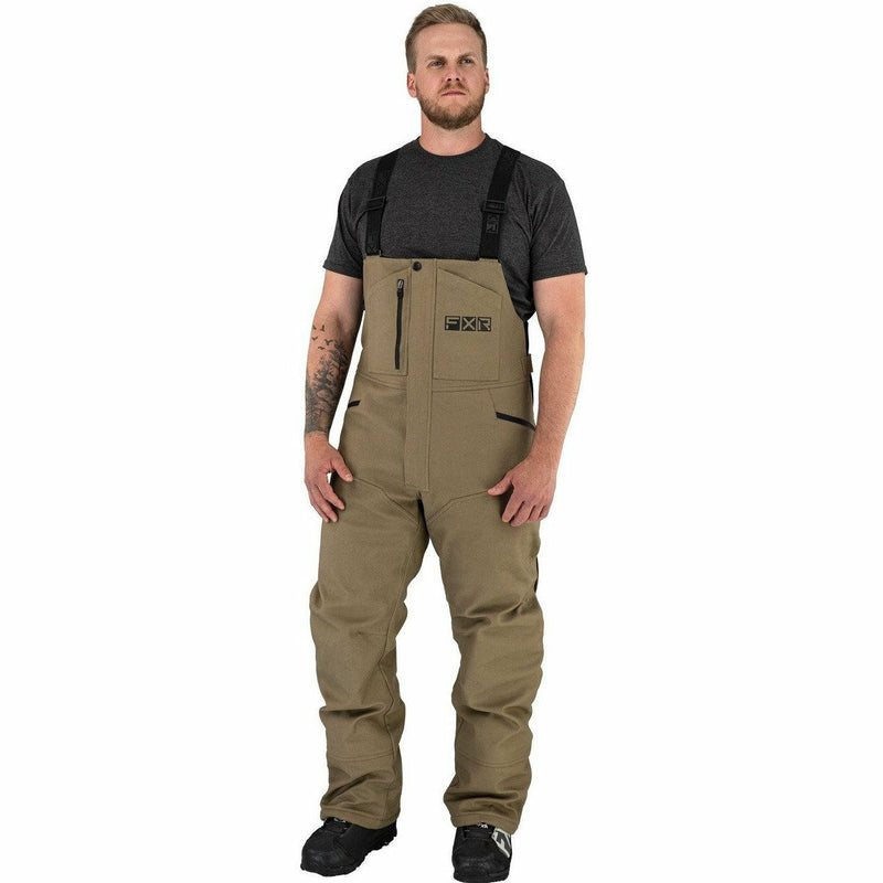 FXR Task Insulated Men's Softshell Pant 21 Pants & Bibs FXR Canvas S