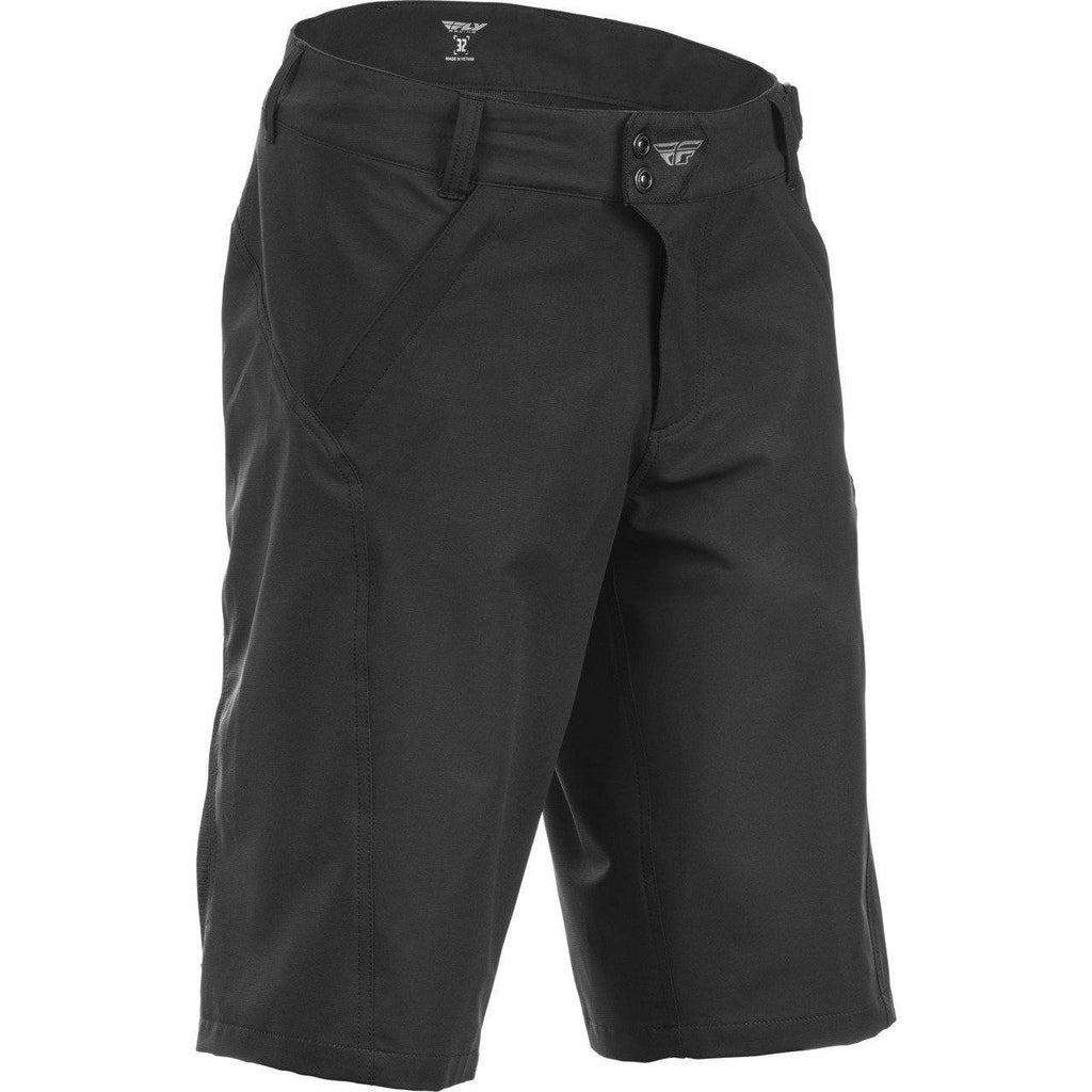 Fly Racing Warpath Shorts 21 Fly Racing 2021 Black 21 28