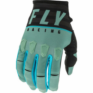 Fly Racing Kinetic K120 Gloves Fly Racing Off-Road Green/Black 7