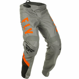 Fly Racing F-16 Pants Fly Racing Off-Road Grey/Black/Orange 28
