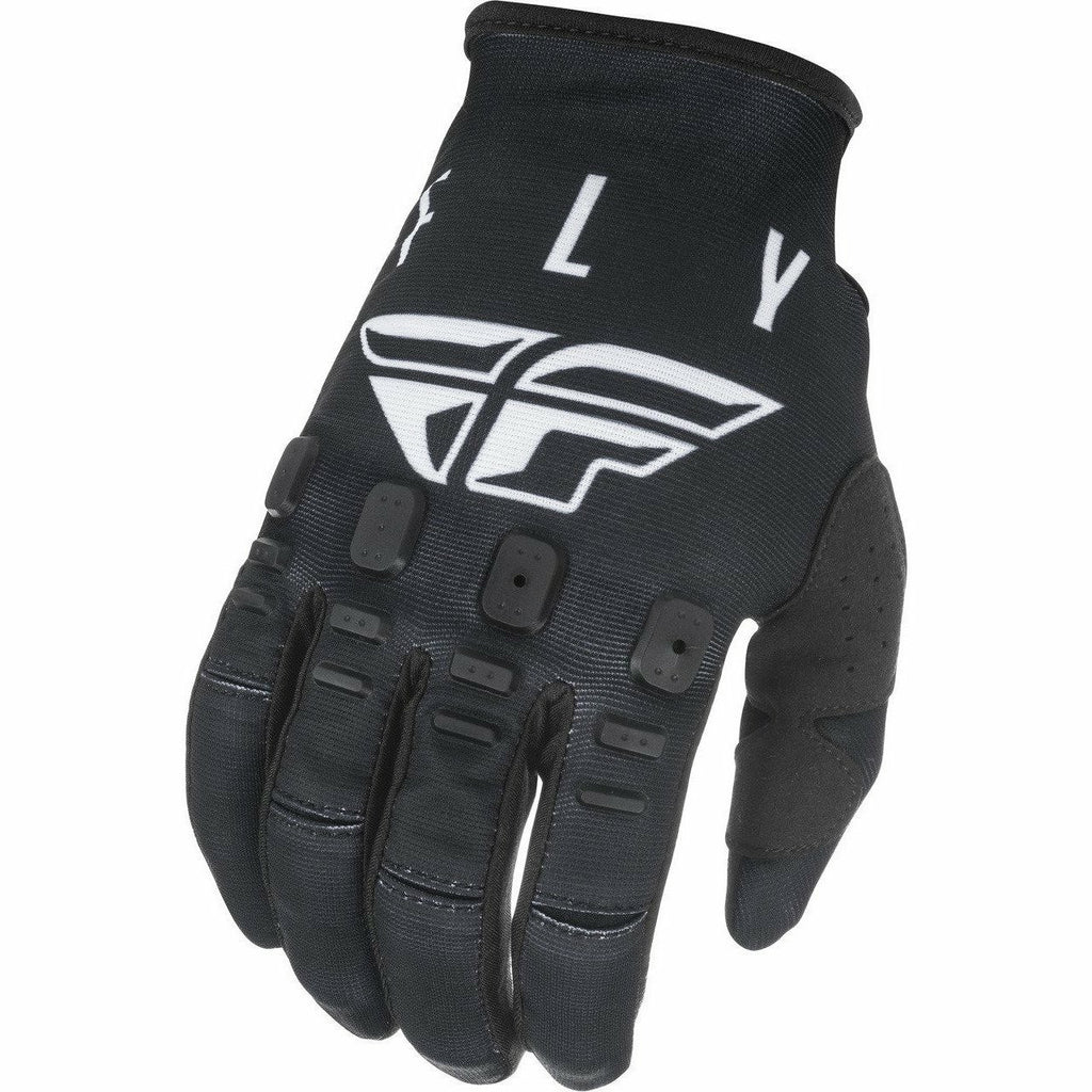 Fly Racing Kinetic K121 Gloves 21 Fly Racing 2021 BLACK/WHITE 7