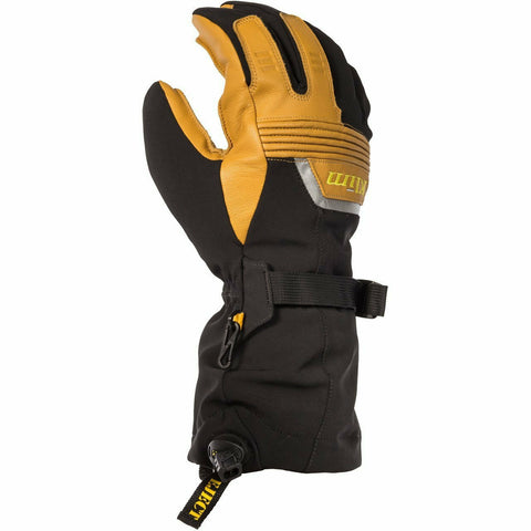 Klim Fusion Glove Gloves Klim Brown SM