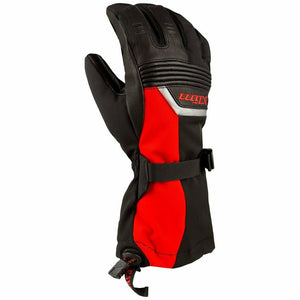 Klim Fusion Glove 21 Gloves Klim High Risk Red/Black 21 SM