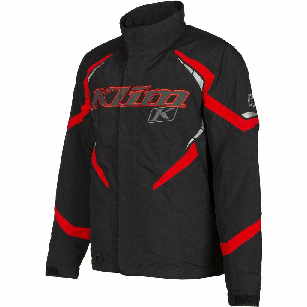 Klim Keweenaw Jacket - New Jacket Klim Keweenaw Jacket SM High Risk Red