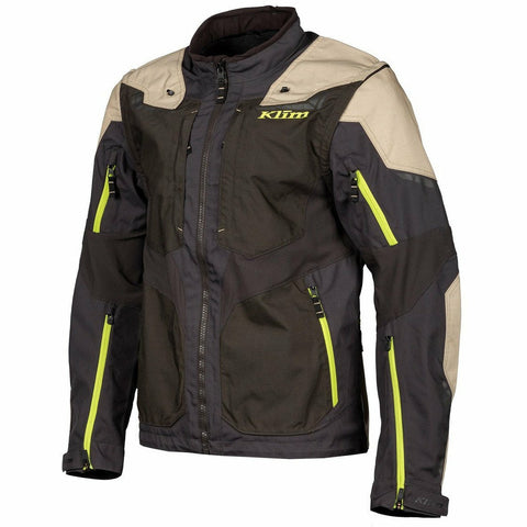 Klim Dakar Off-Road Jacket Jacket Klim Tan SM