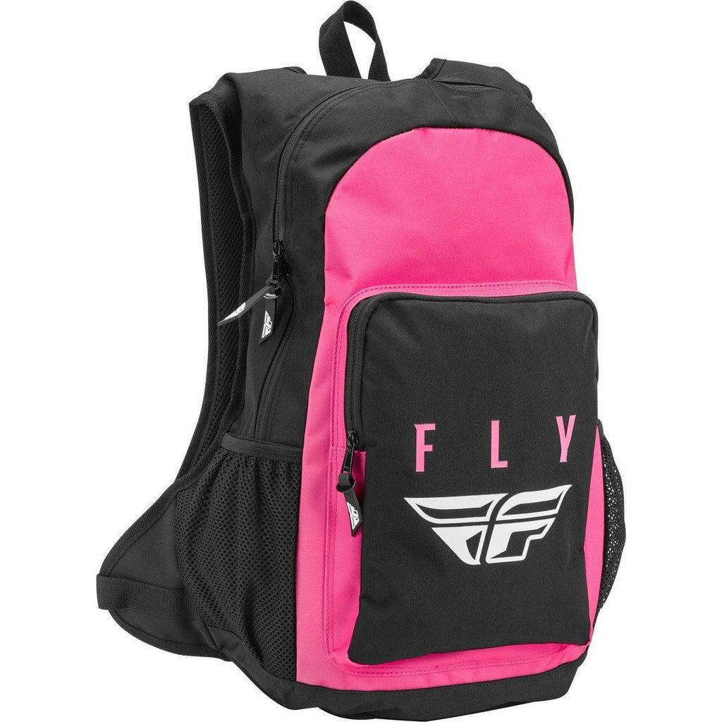 Fly Racing Jump Pack Backpack 21 Fly Racing 2021 Black/Pink 21