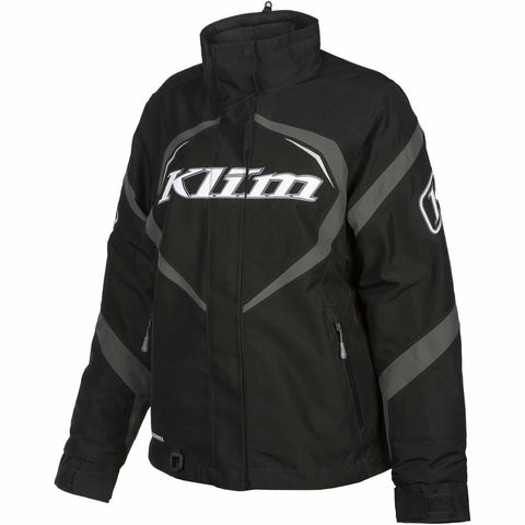 Klim Spark Jacket Women/Youth - New Jacket Klim Spark Jacket YXS Asphalt