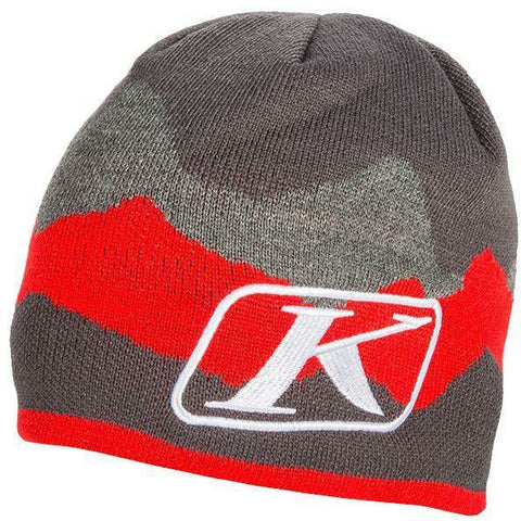 Klim Beanie Beanie Klim Red Adult