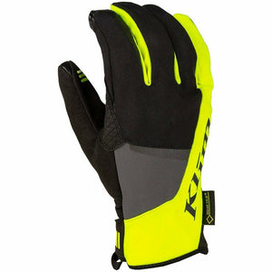 Klim Inversion GTX Glove - New Gloves Klim Hi-Vis SM