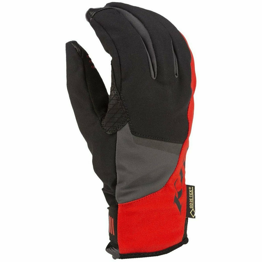 Klim Inversion GTX Glove 21 Gloves Klim High Risk Red 21 SM
