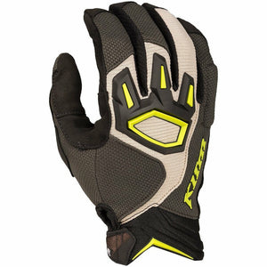 Klim Dakar Off-Road Glove Gloves Klim Desert Tan SM