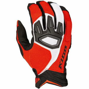 Klim Dakar Off-Road Glove Gloves Klim Red SM