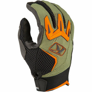 Klim Mojave Glove Gloves Klim Striking Sage 2X