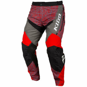 Klim Dakar In The Boot Off-Road Pant Pants & Bibs Klim Red 30