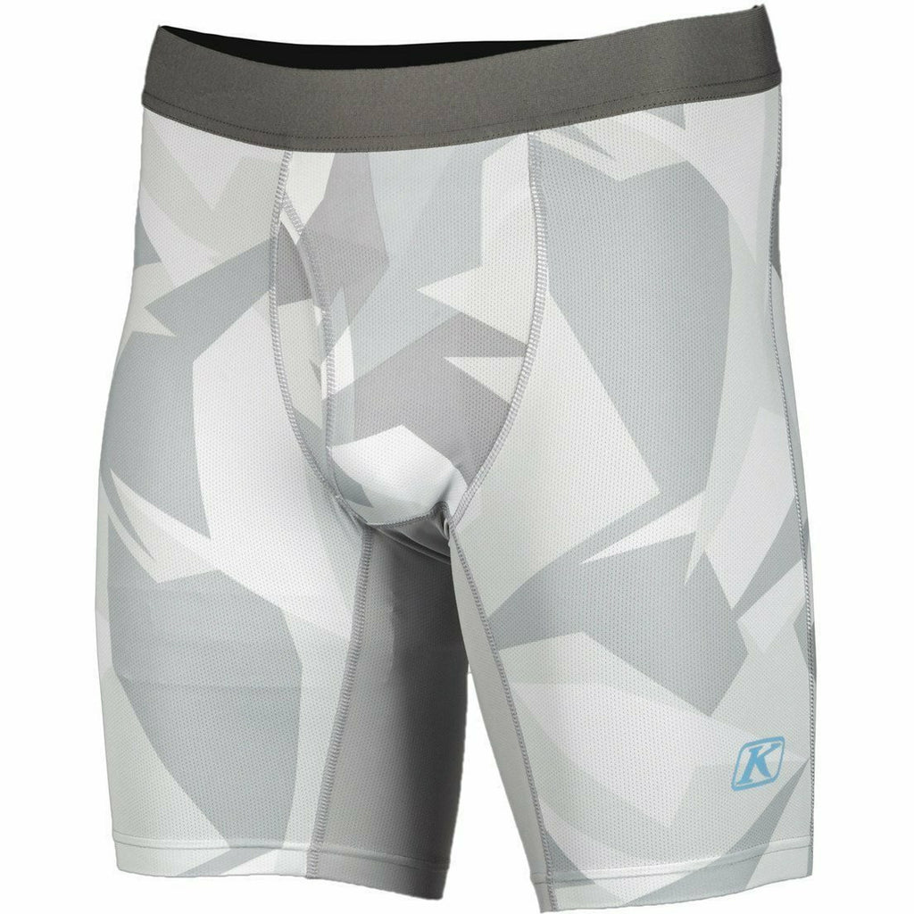 Klim Aggressor Cool -1.0 Brief Layers Klim Light Gray Camo SM