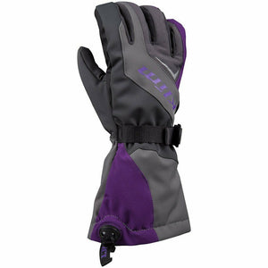 Klim Ember Gauntlet Glove - New Gloves Klim Deep Purple XS
