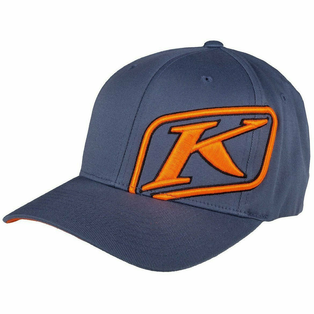 Klim Rider Hat - New Hat Klim Stargazer - Strike Orange SM - MD