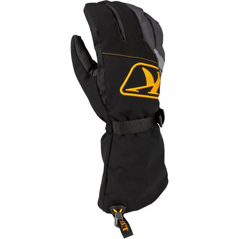 Klim Klimate Gauntlet Glove - New Gloves Klim Klimate Gauntlet Glove YSM Strike Orange