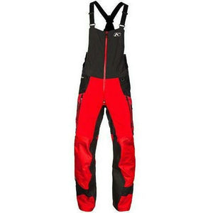 Klim Havoc Snowbike Bib Pants & Bibs Klim Red MD