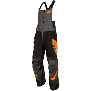 Klim Havoc Snowbike Bib 21 Pants & Bibs Klim Strike Orange 21 SM