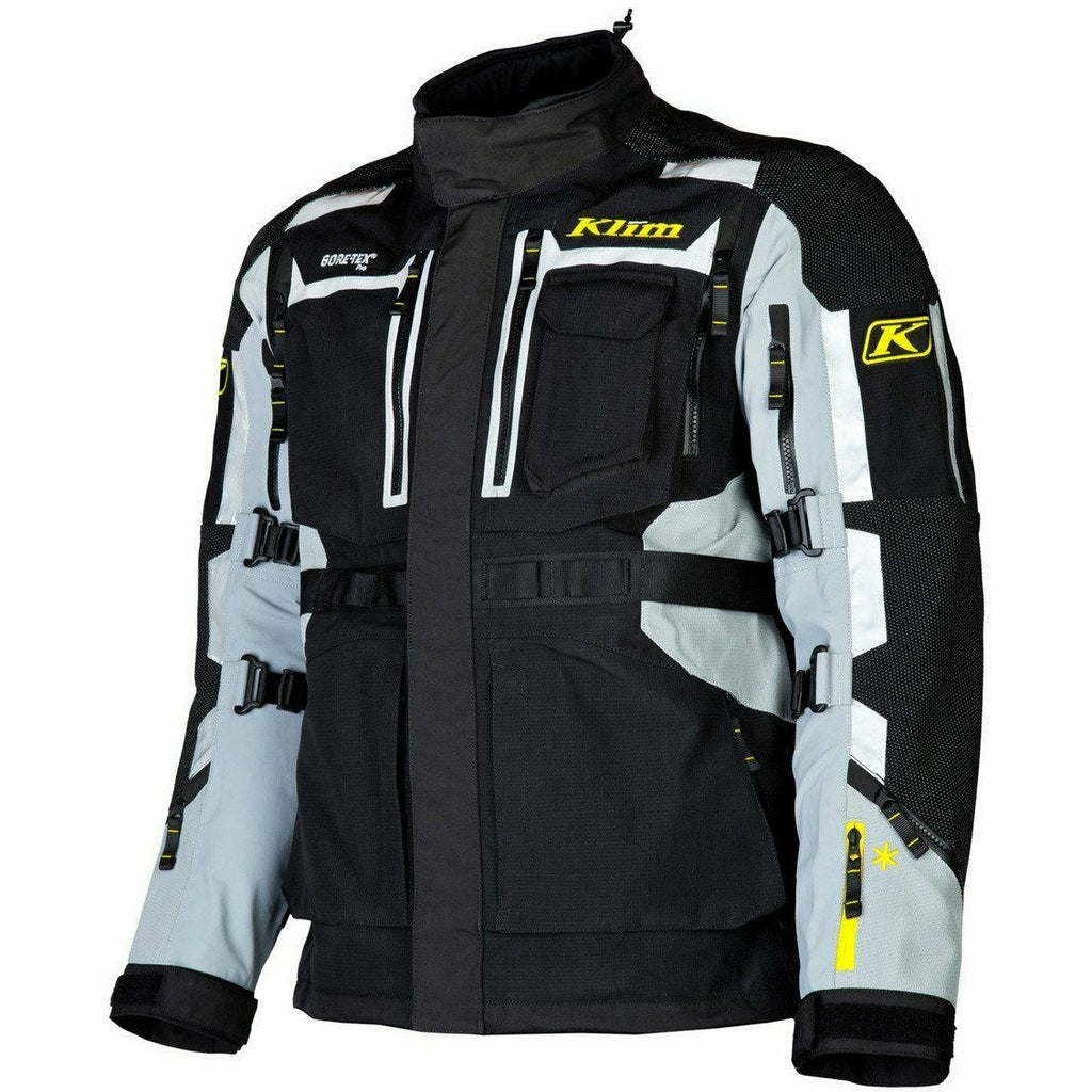 Klim Adventure Rally Street Jacket Jacket Klim Gray SM