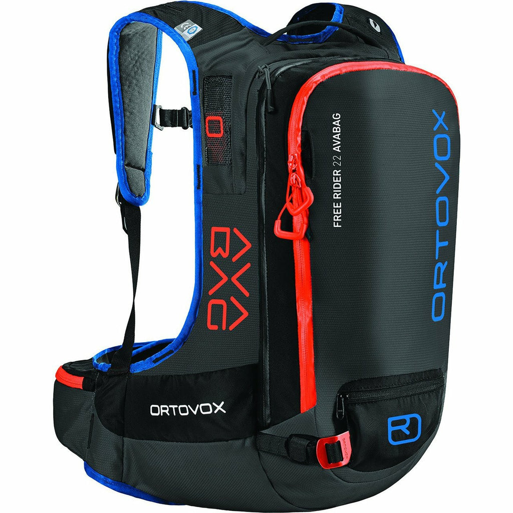 Ortovox Free Rider 22S Avabag Safety ORTOVOX Black Anthracite