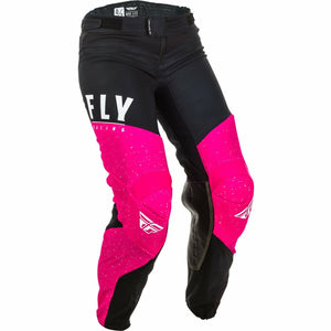 Fly Racing Youth Lite Pants Fly Racing Off-Road Neon Pink/Black 20