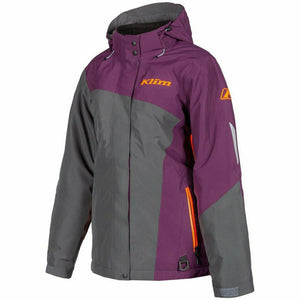 Klim Allure Women's Jacket 21 Jacket Klim Deep Purple/Asphalt 21 XS