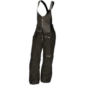 Klim Allure Women's Bib Pants & Bibs Klim Black XS