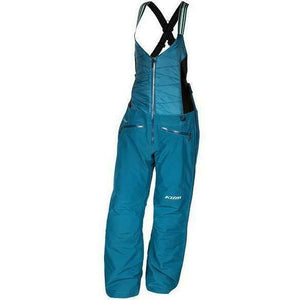 Klim Allure Women's Bib Pants & Bibs Klim Blue XS