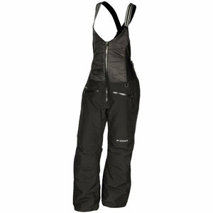 Klim Allure Women's Bib 21 Pants & Bibs Klim Black 21 XS