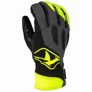 Klim Spool Glove - New Gloves Klim Hi-Vis SM