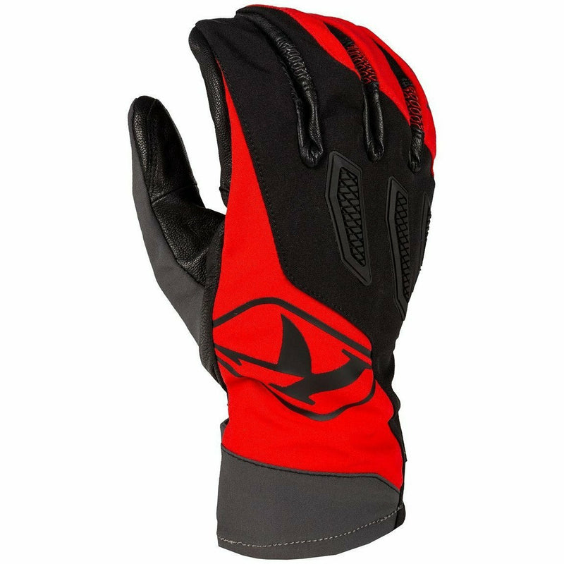 Klim Spool Glove - New Gloves Klim High Risk Red SM