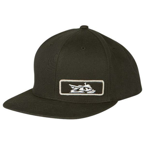 FLY RACING PRIMARY HAT Hat Fly Racing Black S/M