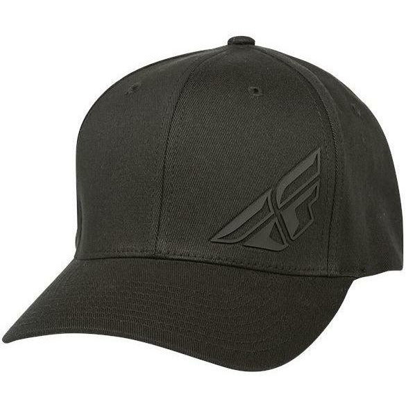 FLY RACING F-WING HAT Hat Fly Racing Black S/M