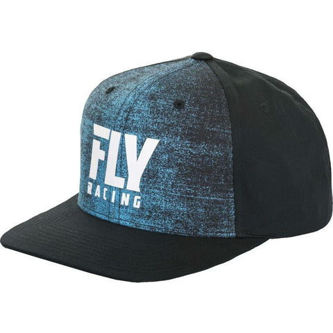 Fly Racing Noiz Hat Hat Fly Racing Teal/Black OS