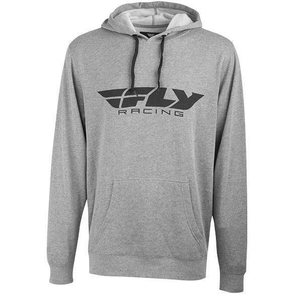 FLY Racing Corporate Hoodie Hoodie Fly Racing Black Small