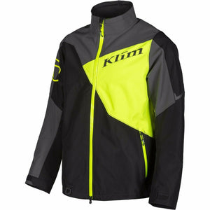 Klim Powerxross Jacket - New Jacket Klim Powerxross Jacket XS Hi-Vis
