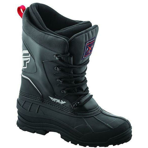 Fly Racing Aurora Boots Footwear Fly Racing Black 5