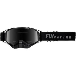 Fly Racing 2019 Zone Snow Goggle Goggles Fly Racing Black W/Polarized Dark Smoke