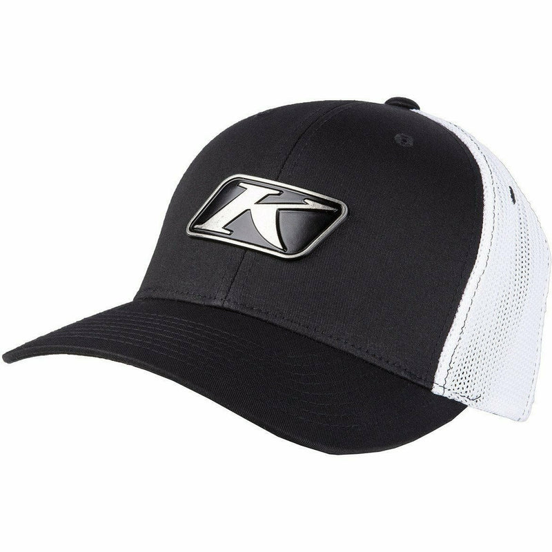 Klim Icon Snapback Hat Hat Klim Stealth Black Adult