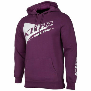 Klim Race Spec Hoodie 21 Casual Klim Deep Purple/White 21 XS